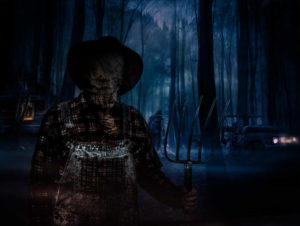 Backwoods Background | SCREAM-A-GEDDON | Central Florida Haunted House