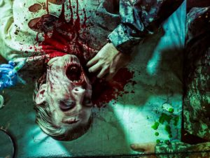 Infected: Ground Zero   SCREAM-A-GEDDON   Central Florida Haunted House