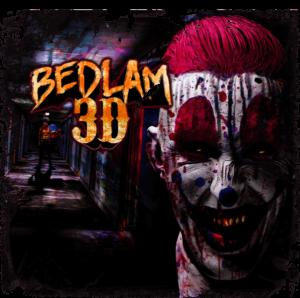Bedlam 3-D | SCREAM-A-GEDDON | Central Florida Haunted House