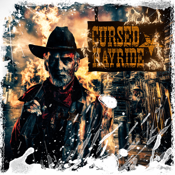 Cursed Hayride | SCREAM-A-GEDDON | Central Florida Haunted House