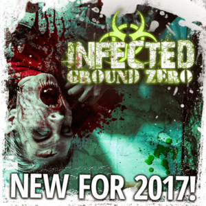 Infected: Ground Zero (New for 2017) | SCREAM-A-GEDDON | Central Florida Haunted House