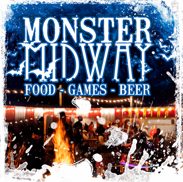 Monster Midway (Food, Games, Beer) | SCREAM-A-GEDDON | Central Florida Haunted House