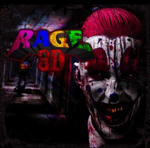 Rage 3-D | SCREAM-A-GEDDON | Central Florida Haunted House
