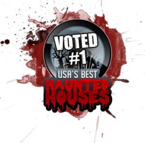 Voted #1 USA's Best Haunted Houses