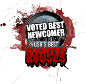 Voted Best Newcomer   SCREAM-A-GEDDON   Central Florida Haunted House