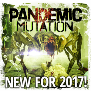 Pandemic Mutation (New for 2017)