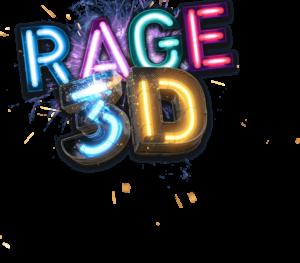 Rage 3D — Slider — Title Layer