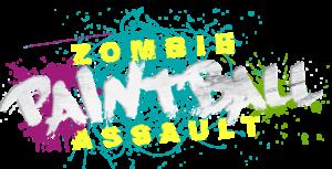 Zombie Paintball Assault — Slider — Title Layer